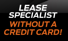 STL Autos is the lease specialist, with any credit card!